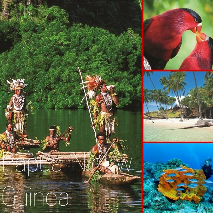 Reisadvies Papua Nieuw Guinea