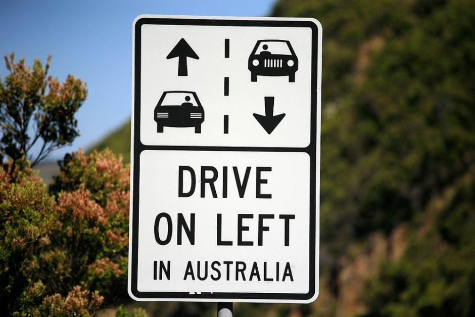 roadtrip, autohuren, rondreis Australië