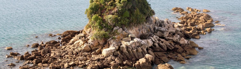 Nieuw-Zeeland vakantie, Pitt Head, Abel Tasman National Park