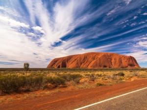 Australie vakantie, Uluru
