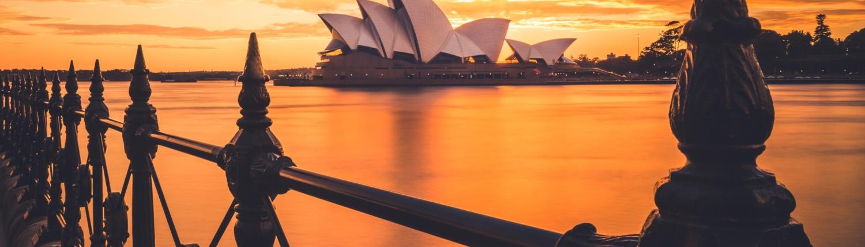 Bezienswaardigheden Australië Sydney Opera House